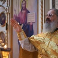Богослужение в Неделю 29-ю по Пятидесятнице