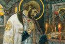 Богослужение в день памяти святого благоверного великого князя Александра Невского