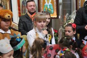 Детский концерт, посвященный празднику святителя Николая Чудотворца