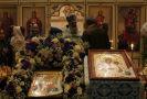 Богослужение в праздник Введения во храм Пресвятой Богородицы и Приснодевы Марии