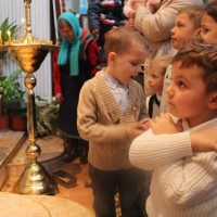 Богослужение в Неделю 31-ю по Пятидесятнице