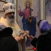 Богослужение в день памяти святителей Афанасия и Кирилла Александрийских