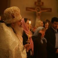 Празднование Рождества Христова на Свято-Амвросиевском приходе