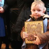 Богослужение в Неделю Торжества Православия на Свято-Амвросиевском приходе