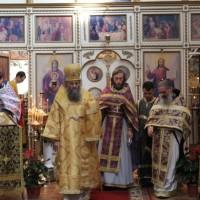 Высокопреосвященнейший Архиепископ Запорожский и Мелитопольский Лука с группой паломников в Северной Италии