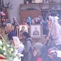 Богослужение в праздник Благовещения Пресвятой Богородицы