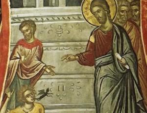 Богослужение в Неделю 4-ю Великого поста