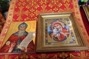 Отдание Пасхи совпало с праздником Жировицкой иконы Пресвятой Богородицы